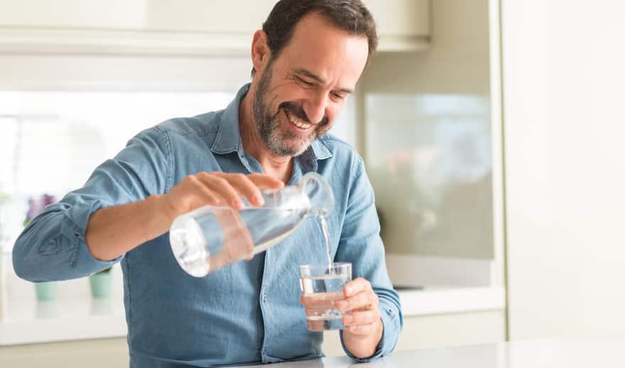 acqua corpo bioimpedenziometrico