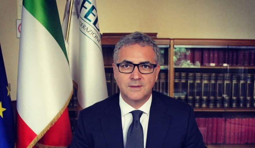 Presidente federmanager Cuzzilla