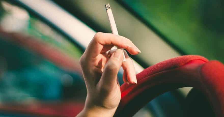 Il fumo e i suoi danni