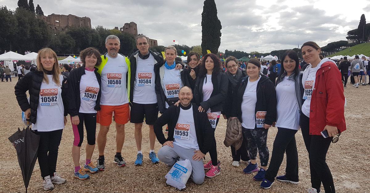 maratona roma 2019 assidai
