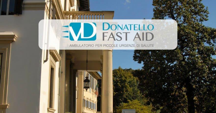 fast aid a villa donatello