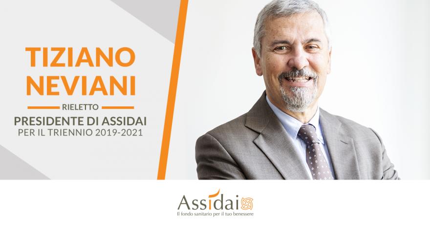 tiziano neviani presidente 2019