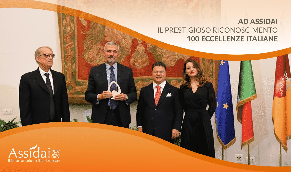 100 eccellenze italiane 2019